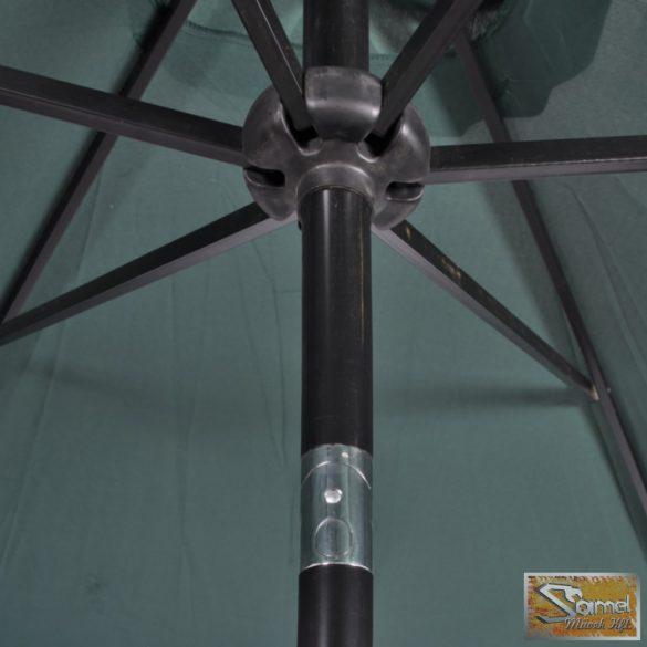 Vid szögletes napernyő 200x300cm Zöld